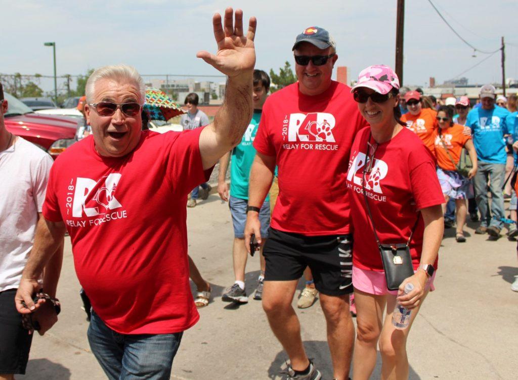 Kansas City - Relay For Rescue